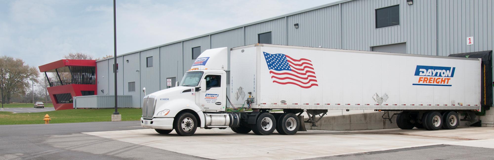 Dayton Freight Named