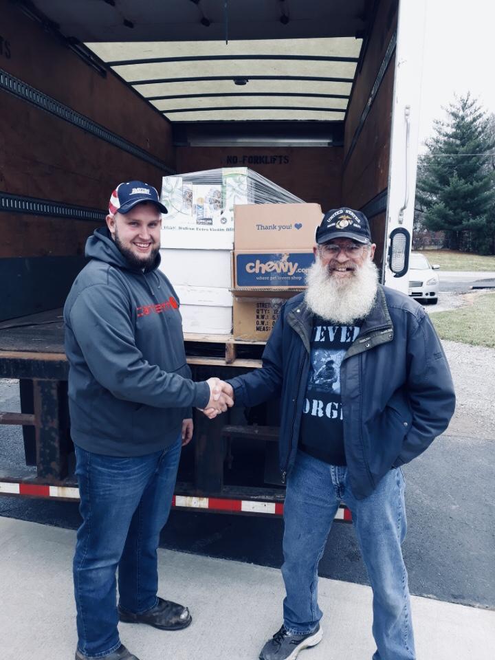 The Cincinnati Team Sponsored A Giving Tree Through